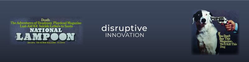 Il tuo business si presta ad una campagna disruptive?